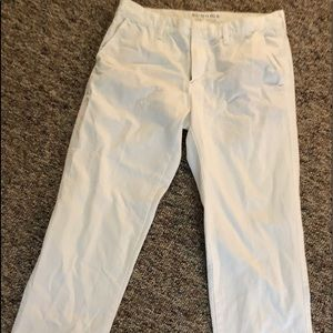Mens Sonoma Size 34/32 Light Khaki Pants NWOT